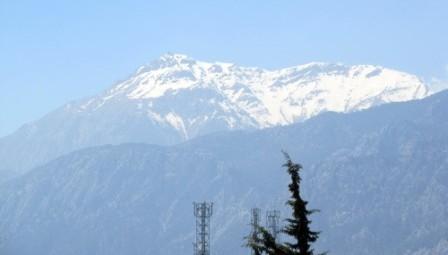 гора Тахтали в Кемері