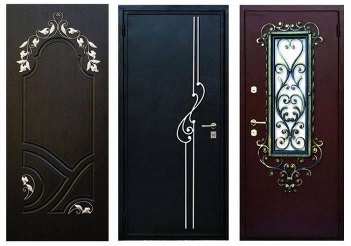 Як вибрати вхідні металеві двері