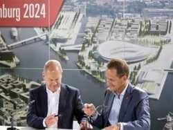 жителі гамбурга відмовилися від олімпіади 2024