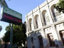 терористична загроза в лос-анджелесі: закриті школи
