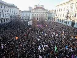 евросодом захоплює італію