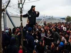 єс має намір закрити грецію для мігрантів