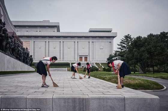 північна корея без цензури