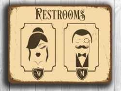 туалети для шизиков як проблема для сша