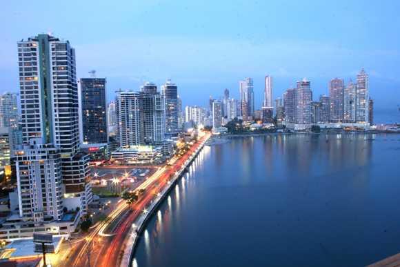 панама рай для проживання