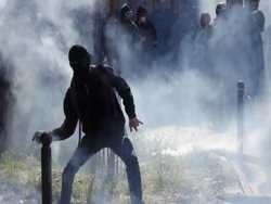 учасників акцій протесту в парижі засудили до тюремних термінів