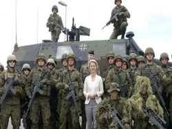 німеччина збільшує чисельність армії