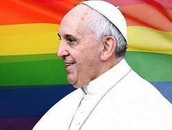 папа римський: «ми, християни, повинні просити вибачення у гомосексуалістів»