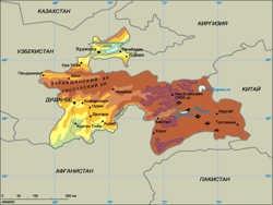 екзотичні куточки середньої азії – таджикистан