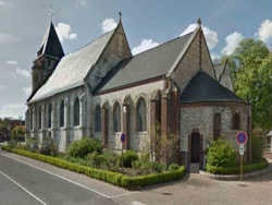 загарбники французької церкви, вбили священика, - терористи игил