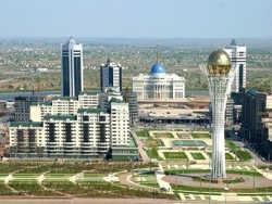 туристична екзотика: центральна азія - казахстан