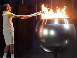 олімпійські ігри оголошені відкритими