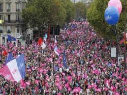французи за традиційні цінності