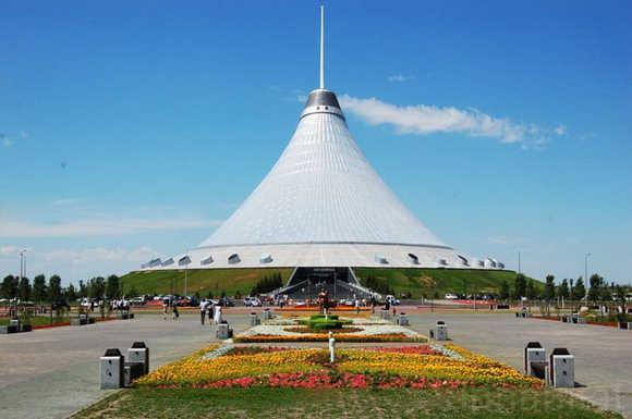 як відпочити в астані (казахстан)?
