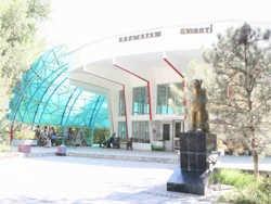 курорти казахстану