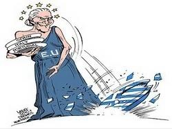 грецію остаточно вирішили виключити з єврозони