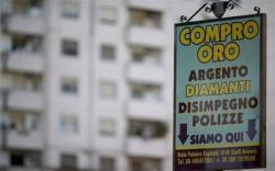 криза в італії - золоті зуби за хліб