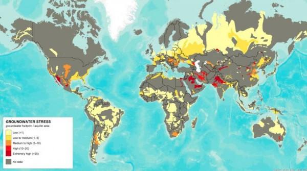 глобальні водні ризики