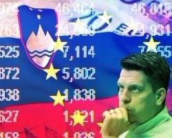 слідом за кіпром криза може накрити словенії