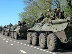російські миротворчі війська біля кордонів україни