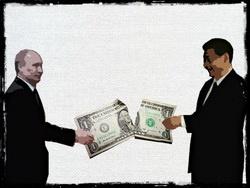 фінанси, як зброю нової холодної війни