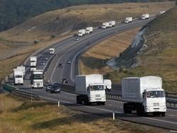 pr-конвой пробився до міжнародних санкцій