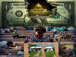 колапс американської економіки вже почався