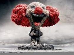 про ядерну провокації на україні