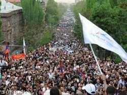 до чого може призвести вірменію майдан в єревані