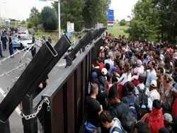 проблема біженців може стати «початком кінця» для єс