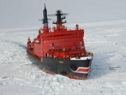 росія - сша, битва за арктику