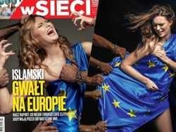 ісламське зґвалтування європи