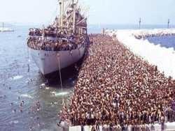 число біженців досягло рекордних розмірів за даними оон