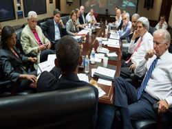 адміністрація сша глибоко розколена по сирійському питанню