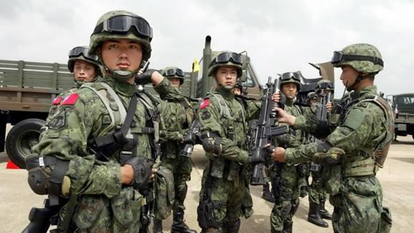 армія китаю