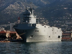 меркель після катастрофи на україні змінила думку щодо кораблів mistral