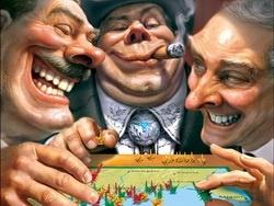 імперіалісти використовують україну для економічного колапсу