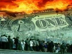 про захід в уельсі і смерті паперової валюти