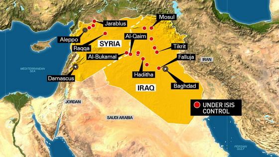 «ісламська держава» — двосічна зброя «дядька сема»