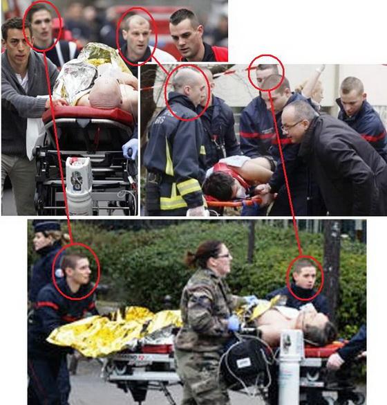 голлівуд на єлисейських полях або постановочний теракт в парижі