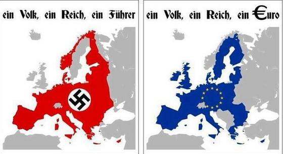 четвертий еврорейх проти росії