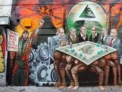 економічна революція ісландії - спектакль світових лихварів
