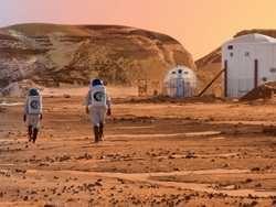 продажна еліта планує втекти на марс