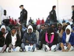 україну віддають під розселення мігрантів