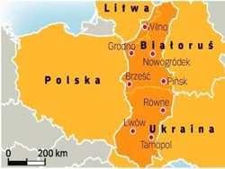 які землі польща може забрати в україни?