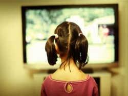 як телевізор впливає і на фізичний стан дітей