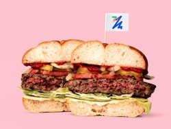 у вегетаріанському гамбургері з'явився смак м'яса