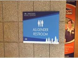 у демократів сша загальний туалет