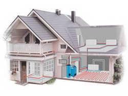 про автономне газове опалення для приватних будинків