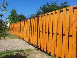 що потрібно знати при виборі паркану?